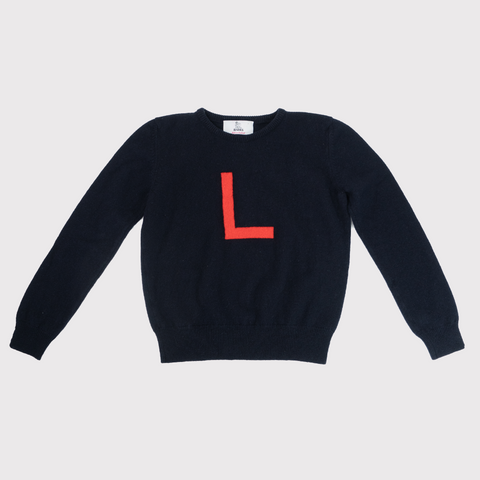 Archive - Alphabet L Knit