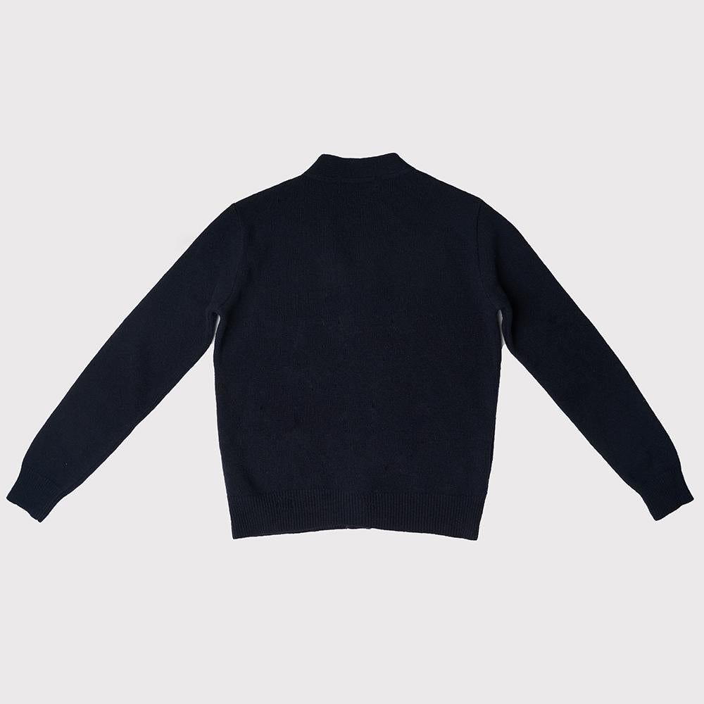 Carrington Cardigan | Navy | Greek Mythology- SOLD OUT
