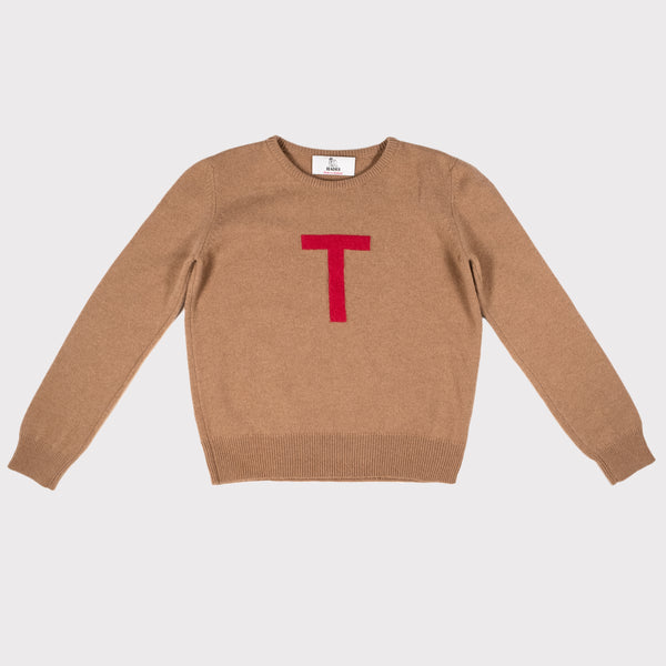 Alphabet T jumper