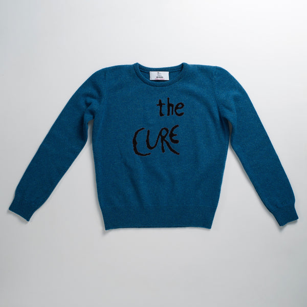 HADES The Cure jumper marine blue