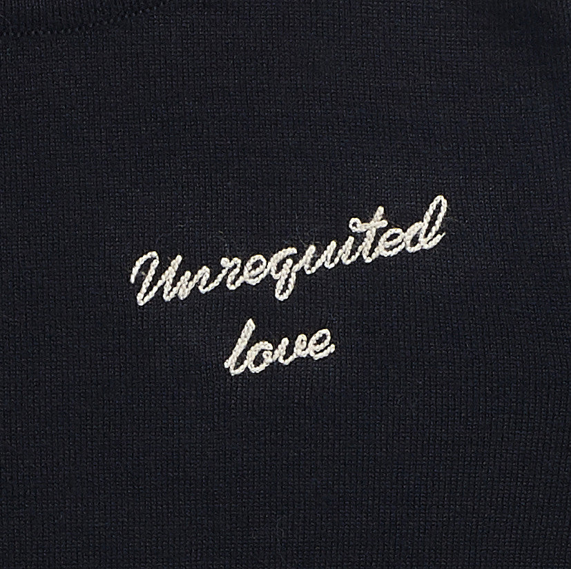 Unrequited Love - black