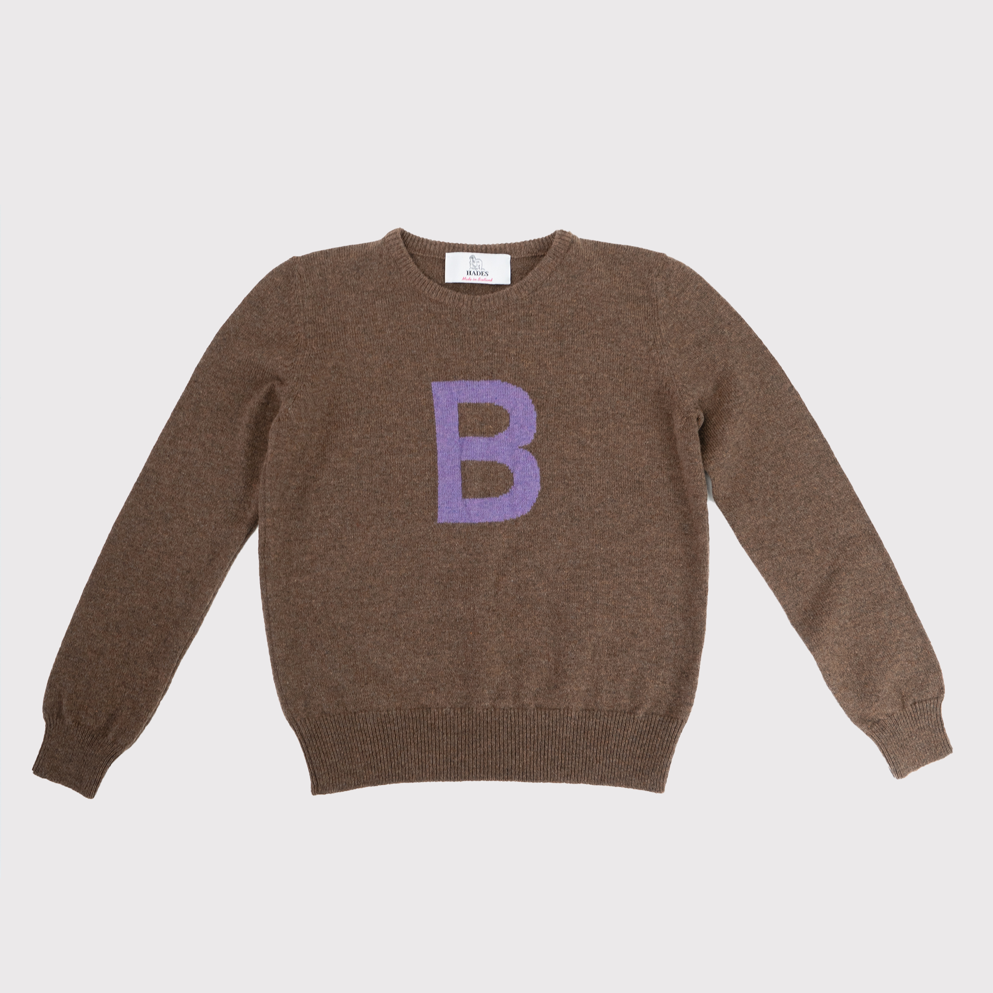 Archive - Alphabet B Knit