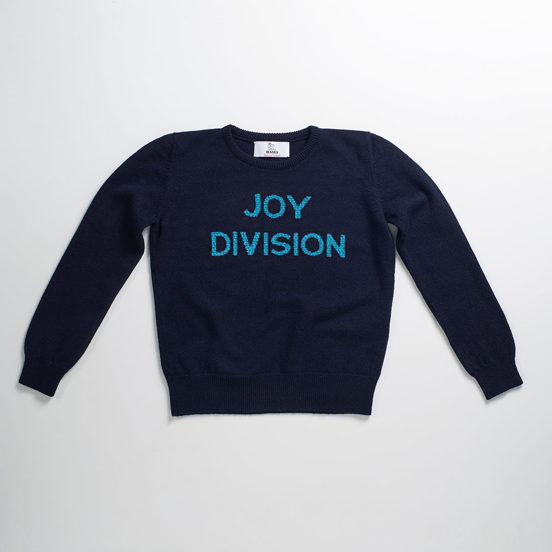 Joy Division | Navy & Teal | Women's | PRE-ORDER