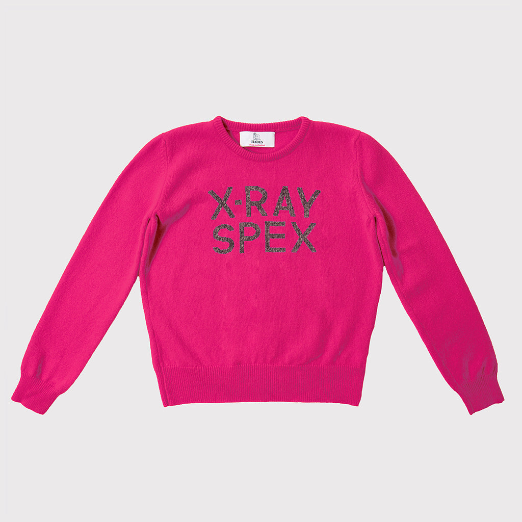 X-Ray Spex | Pink & Grey - M available