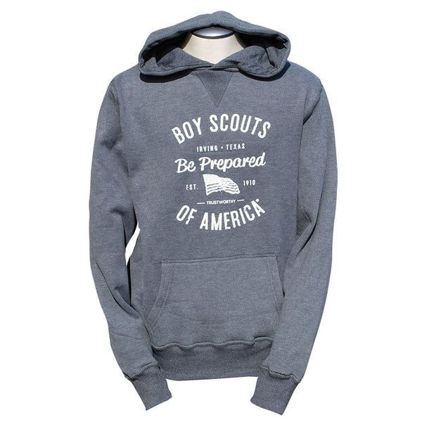 Liberty X Boy Scouts of America ®, American Made, Heather Navy Hood