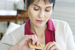 Female Hormone Replacement Therapy Associated with Better Bone Structure