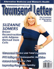 Townsend Letter cover