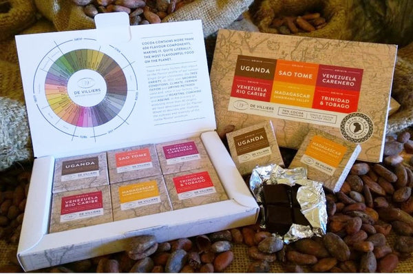 Chocolates, Coffee & Spices