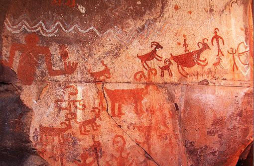 'A' Monthly Presentation on the Ancient Rock Art of Sedona - Love Africa Decor & Gallery  - 2
