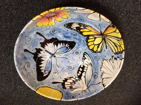 Butterfly Salad Bowl
