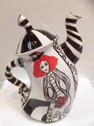 Whimsical Tea Pot - 2