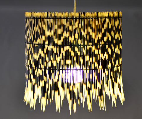 Porcupine Lamp Shade - L - Love Africa Decor & Gallery  - 1
