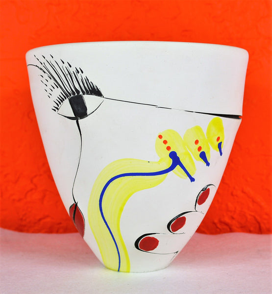 IMISO Collection - Scarified - Slim Lolo Vase - 2 - Love Africa Decor & Gallery  - 1