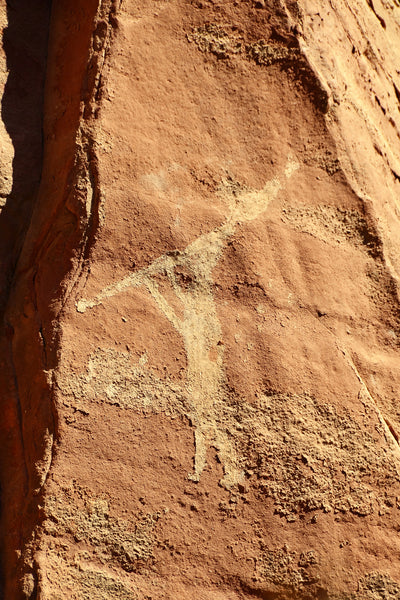 'A' Monthly Presentation on the Ancient Rock Art of Sedona - Love Africa Decor & Gallery  - 5