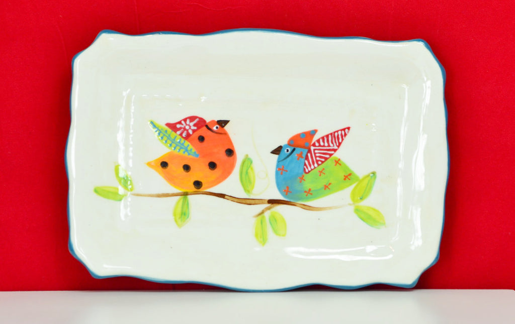 Elsona Snack Dish - Love Africa Decor & Gallery