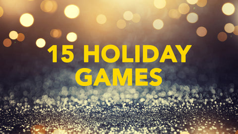 15 Holiday Games