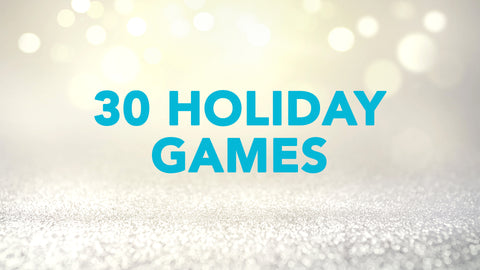 30 Holiday Games
