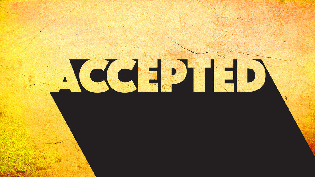 ACCEPTED: 4-Week Series (NEW)