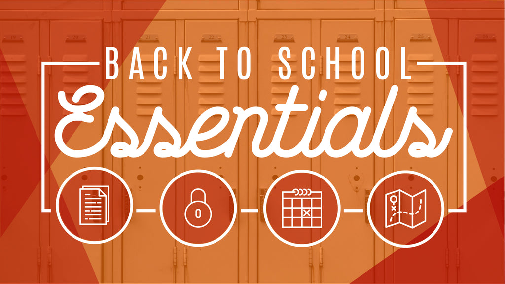 Back to School Essentials: 4-Week Series (NEW & IMPROVED)