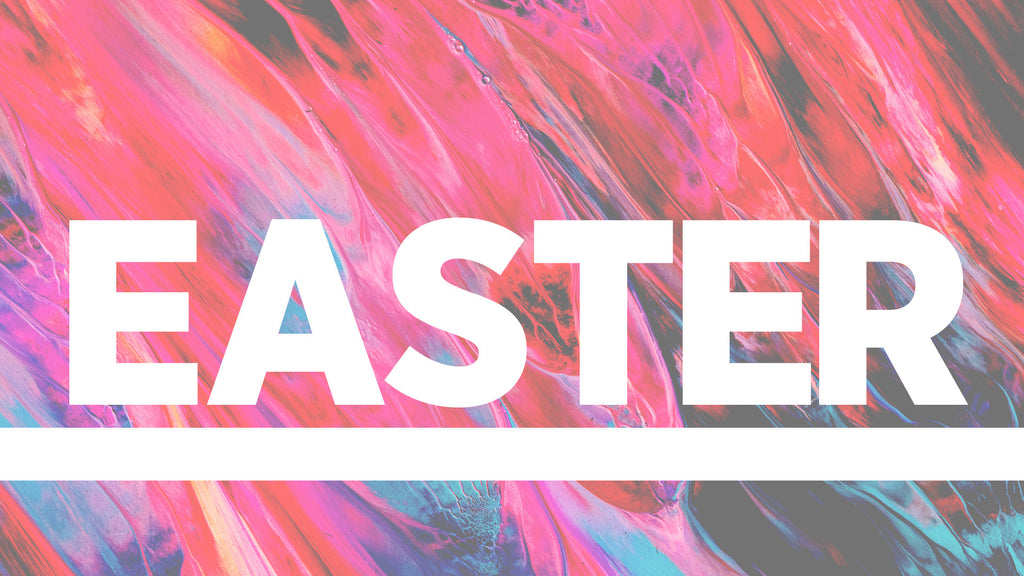 Easter: New 4-Week Series