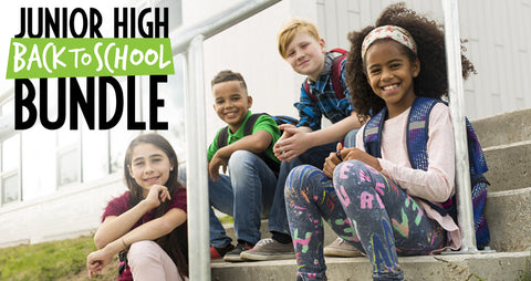 Junior High Back to School Bundle