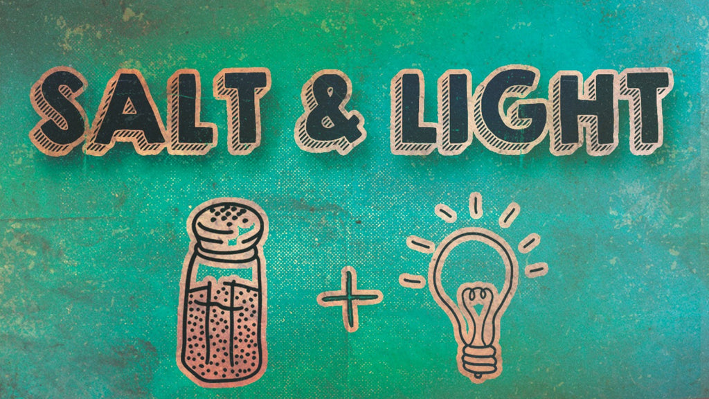 Salt & Light: 4-Week Series