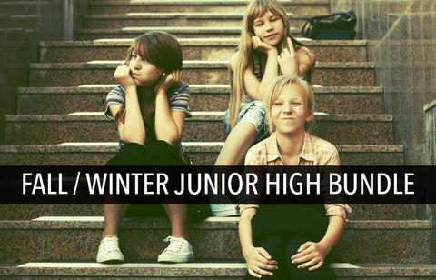 Fall/Winter Junior High Bundle