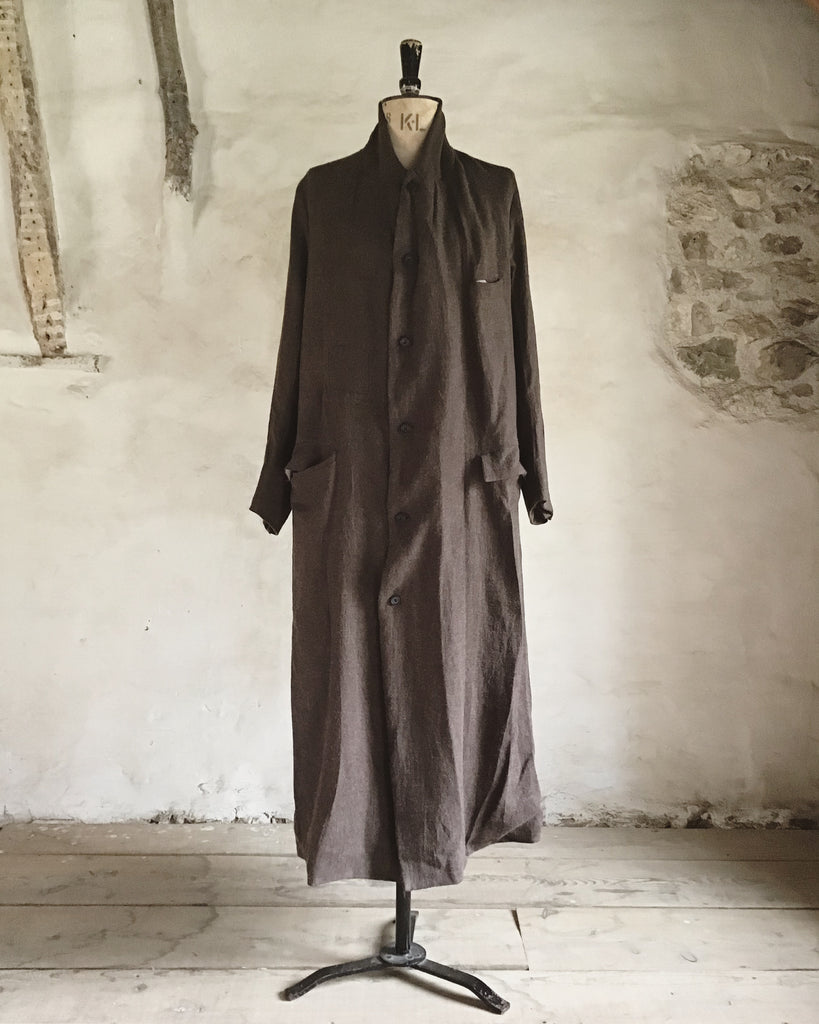Men's Poacher's Coat