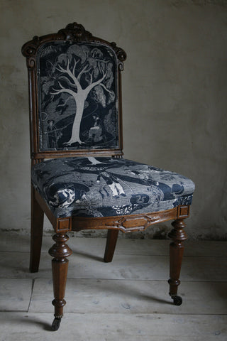 'Ode to the Ash' antique occasional chair