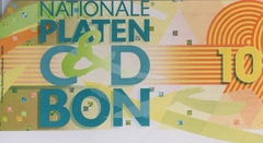 Nationale platen- en CD bonnen met korting