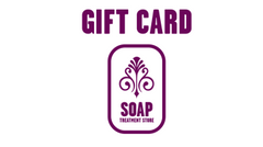 SOAP Treatment Store gift cards met korting