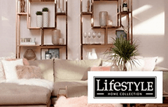 Lifestyle Home Collection gift cards met korting