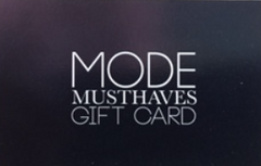 Modemusthaves.com gift cards met korting