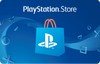 Playstation Store tegoed  50,00 euro