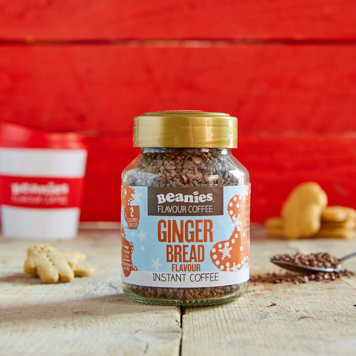 Beanies Instant - Gingerbread