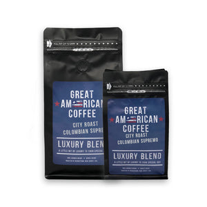 City Roast Colombian Supremo