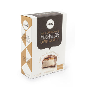 Chocolate Wrapped Heaven - Milk Chocolate Coffee & Cream Marshmallow