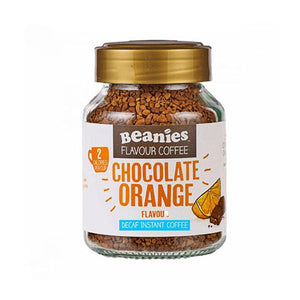 Beanies Koffeinfri Instant - Chocolate Orange
