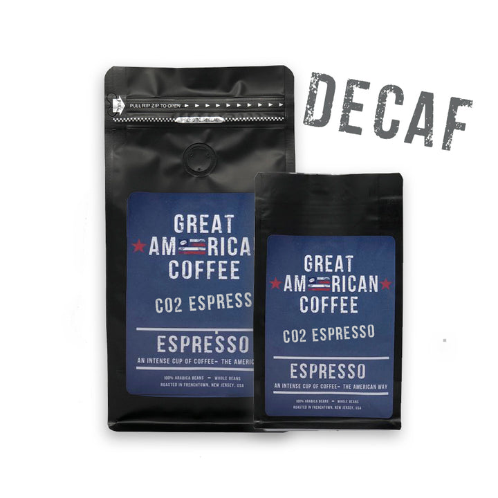 CO2 Decaf Espresso