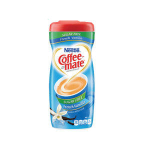 Nestle Coffee Mate - Sukkerfri French Vanilla