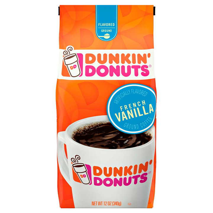Dunkin Donuts Coffee - French Vanilla