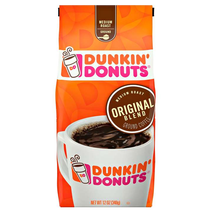 Dunkin Donuts Coffee - Original Blend - Medium Roast