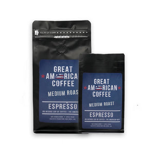 Medium Roast Espresso