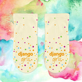 Django Girls Confetti Socks