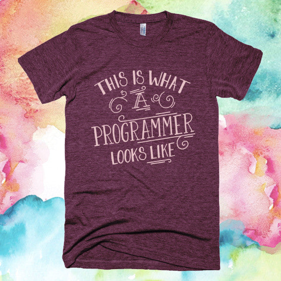 "Straight-cut ""This is What a Programmer Looks Like"""