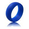 Men's Silicone Ring (9MM) - Blue