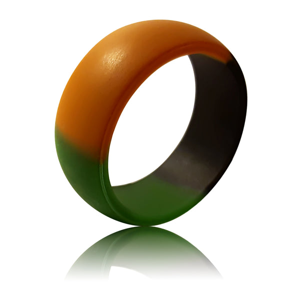 Men's Silicone Ring (9MM) - Camo