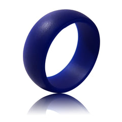 Men's Silicone Ring (9MM) - Navy