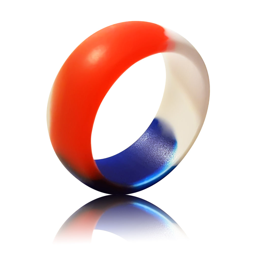 Men's Silicone Ring (9MM) - USA