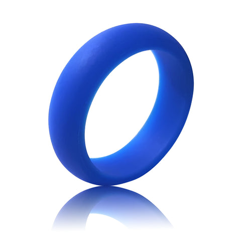 Women's Silicone Ring (5.5MM) - Blue